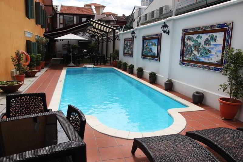 Yeng Keng Hotel - Pool