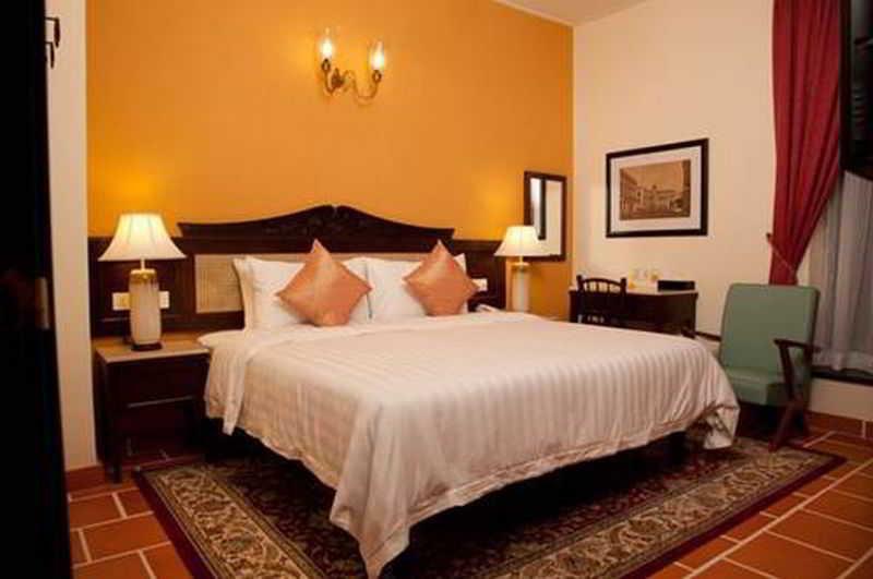 Yeng Keng Hotel - Zimmer