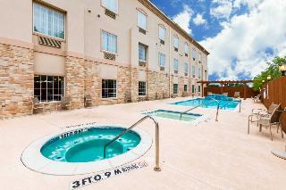 Comfort Inn & Suites…, 1615 Ne Big Bend Trail,