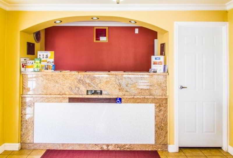 San Francisco Hotels:Rodeway Inn & Suites Near the Coliseum & Arena