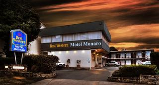 BEST WESTERN Motel Monaro, 27 Dawes Street, Kingston,27-29