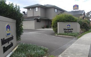 BEST WESTERN Macquarie…, 103 Hastings River Drive,