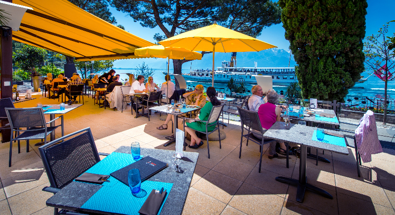 Eurotel Montreux - Restaurant