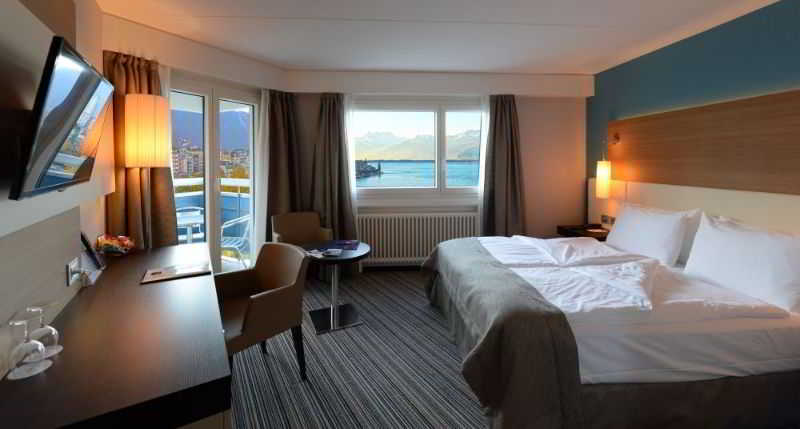 Eurotel Montreux - Zimmer