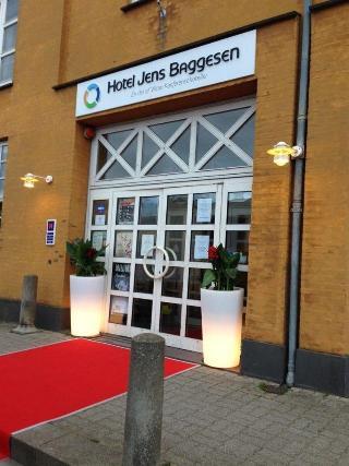 BEST WESTERN Hotel Jens Baggesen - Generell