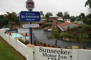 BEST WESTERN Sunseeker…, 26 Old Princes Highway,
