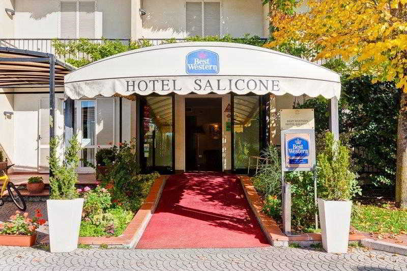 BEST WESTERN Hotel Salicone, Viale Umbria,