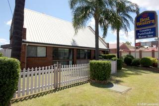 Best Western Country…, 62 Condamine Street,62