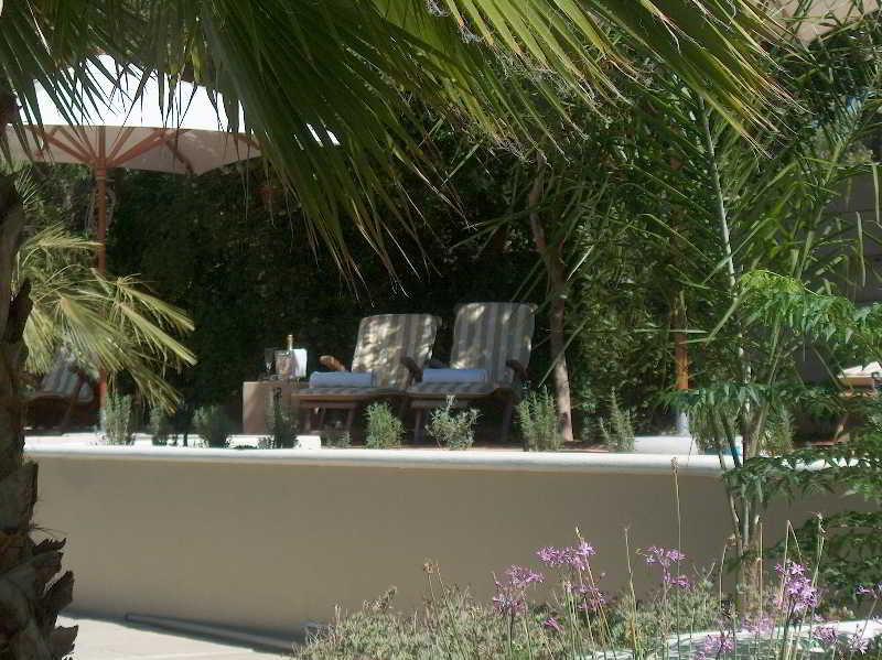 Somerset Villa Guesthouse - Terrasse
