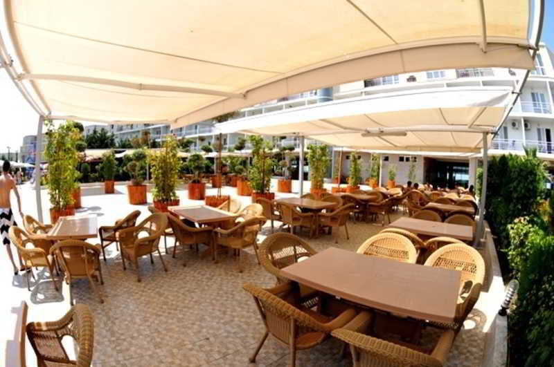 Af Hotel Aqua Park Family Resort Complex - Terrasse