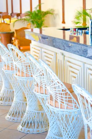 Silver Beach - Terrasse
