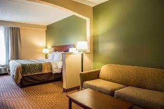 Comfort Inn & Suites…, 2317 Jenks Ave,