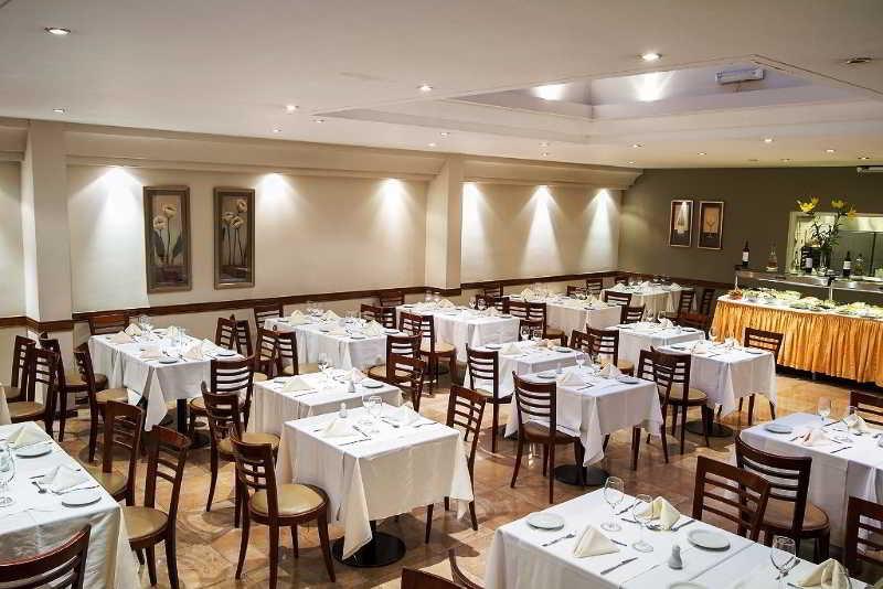 Crans Montana Hotel - Restaurant