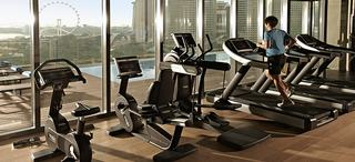 Pan Pacific Serviced Suites Beach Road - Sport