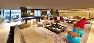 Pan Pacific Serviced Suites Beach Road - Diele