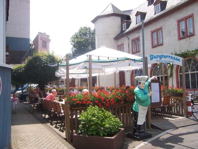 Rheinlust, Rheinallee 27 30,