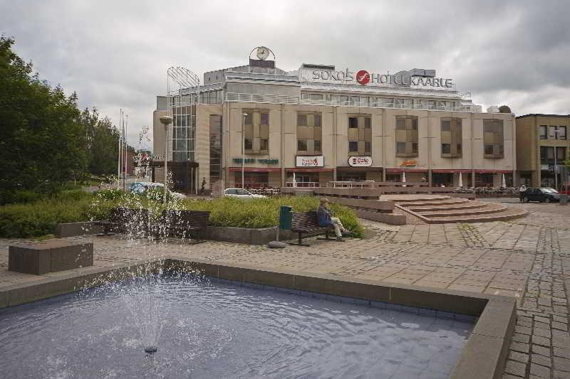 Original Sokos Hotel…, Kauppatori,4