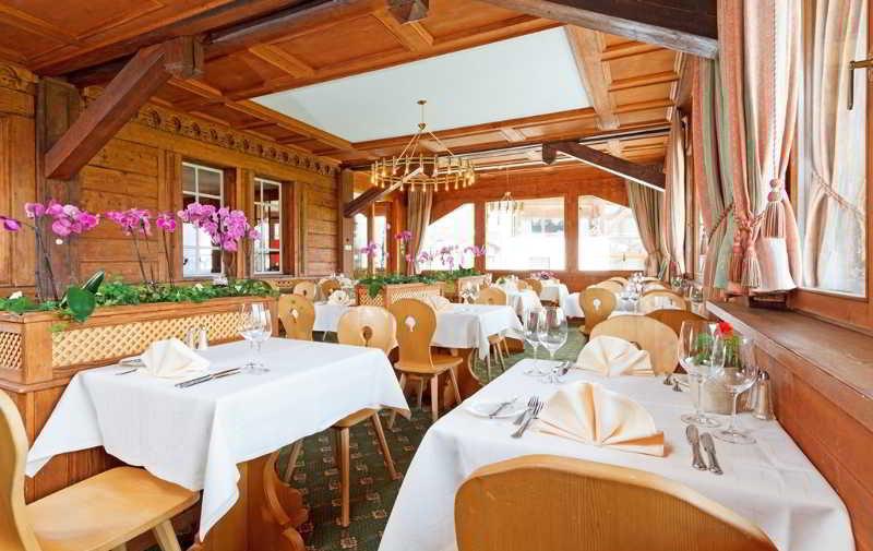 Schweizerhaus Swiss Quality Hotel - Restaurant