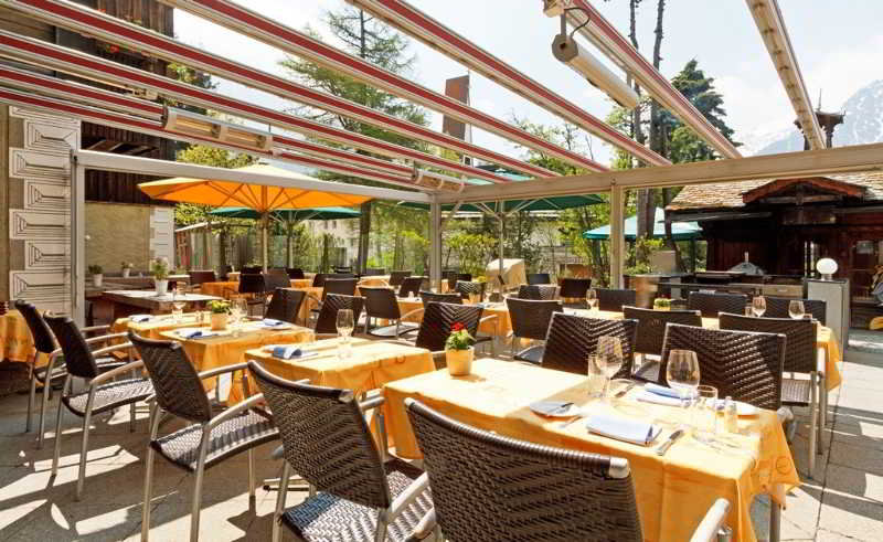 Schweizerhaus Swiss Quality Hotel - Terrasse