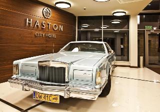 Haston City Hotel, Ul. Irysowa,1-3