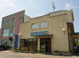 Europa Motel, Aleja Bosne Srebrene,