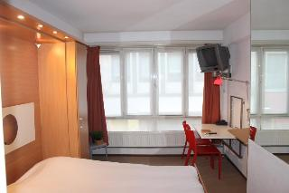 Wake Up City Hotel, Hoogstraat 68,