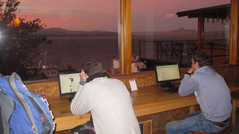 Hostel Inn Bariloche - Generell