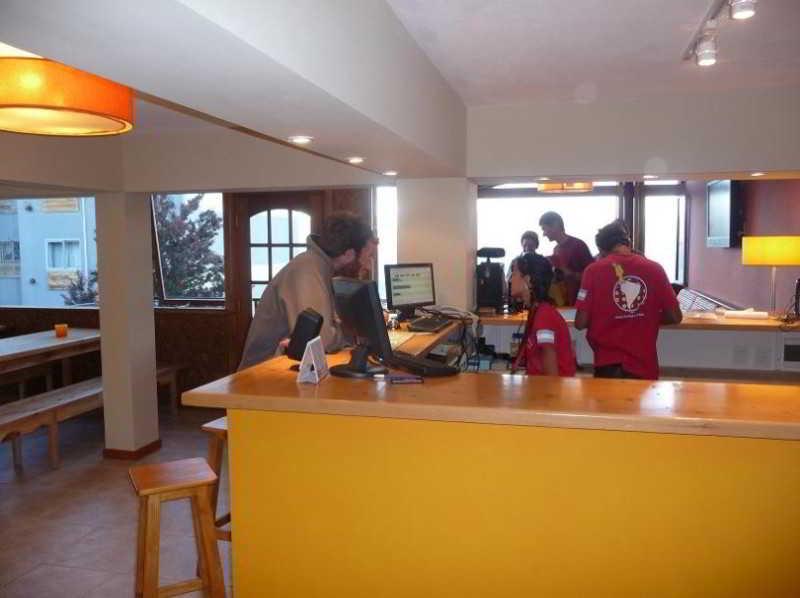 Hostel Inn Bariloche - Diele