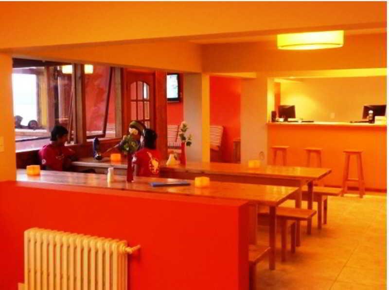 Hostel Inn Bariloche - Restaurant