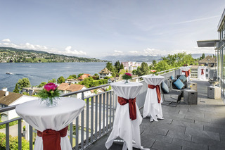 Sedartis Swiss Quality Hotel - Terrasse