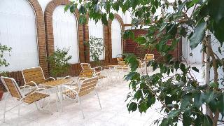 Garden Hotel - Terrasse