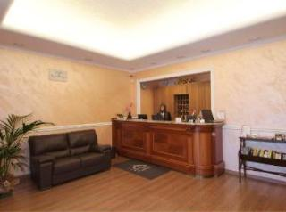 Hotel Euro House Rome Airport
