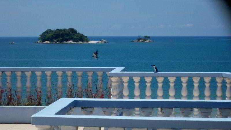 Sanctuary Resort Apartment Hotel Cherating - Terrasse