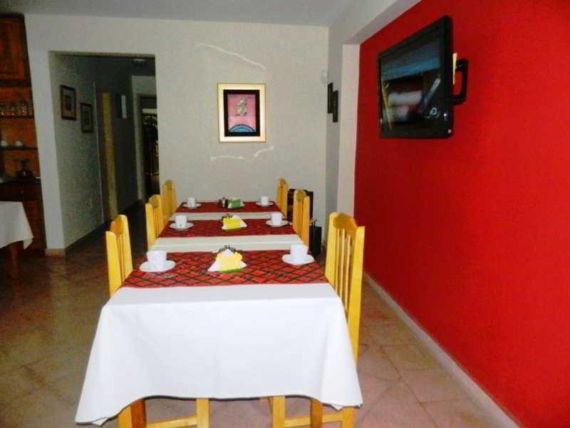 Los Jazmines Casa Hostel - Restaurant