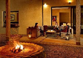 Alpasion Lodge - Terrasse