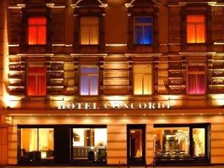Hotel Concorde Frankfurt