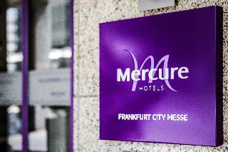 City Break Mercure Frankfurt City Messe