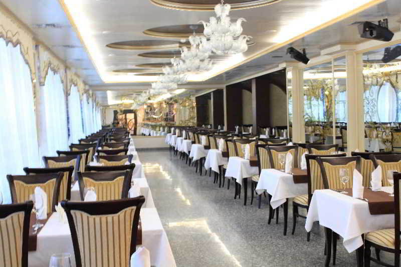 Royal Palace Hotel - Restaurant