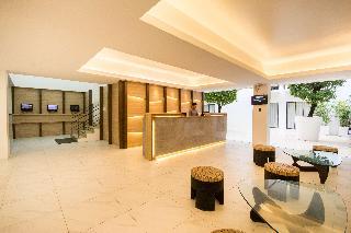 The Tides Hotel Boracay - Diele