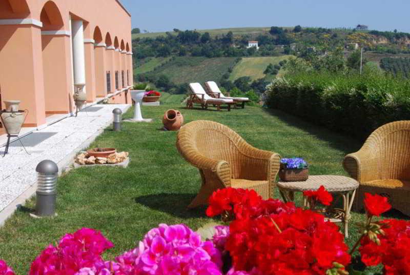 Villa Susanna Degli…, Contrada Giardino,11a