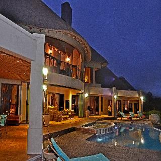 Bezweni Lodge - Pool