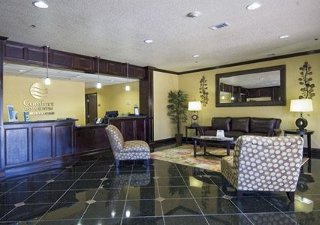 New Orleans Hotels:Comfort Inn & Suites