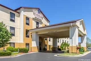 Comfort Suites, 1650 Old Wire Outer Rd.,
