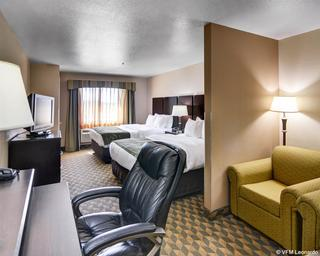 Comfort Suites, 8004 Winbrook Drive,