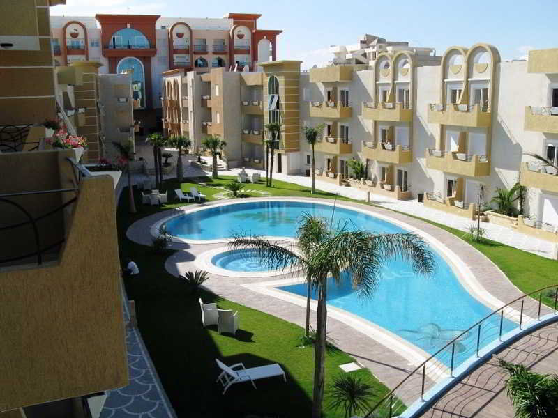 The Dunes Resort Apartments, Route De Hergla,