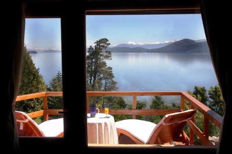 La Sirenuse Lake Suites - Terrasse