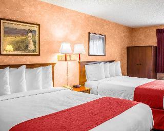 Quality Inn, 10811 W I-25 Frontage Road,