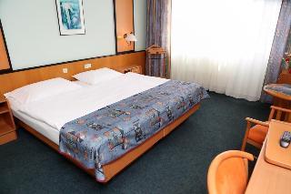 Hotel Cechie Praha, U Sluncove 618,618/25