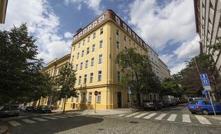 Orion, Prague