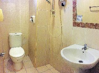 Sun Inns Hotel Kuala Selangor - Zimmer